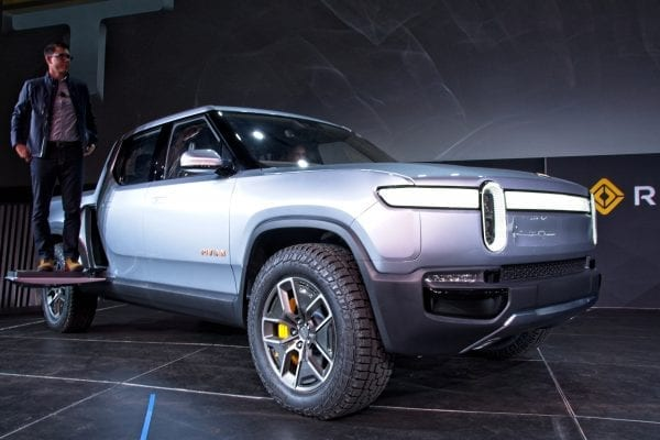 Why 4WD EV's may be a good thing