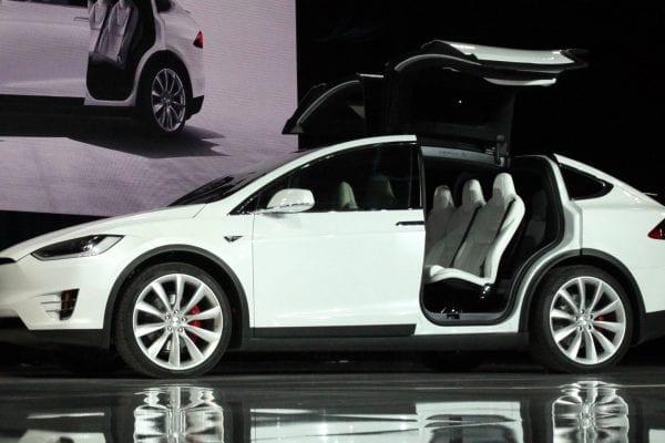 Tesla Model X Tow Test